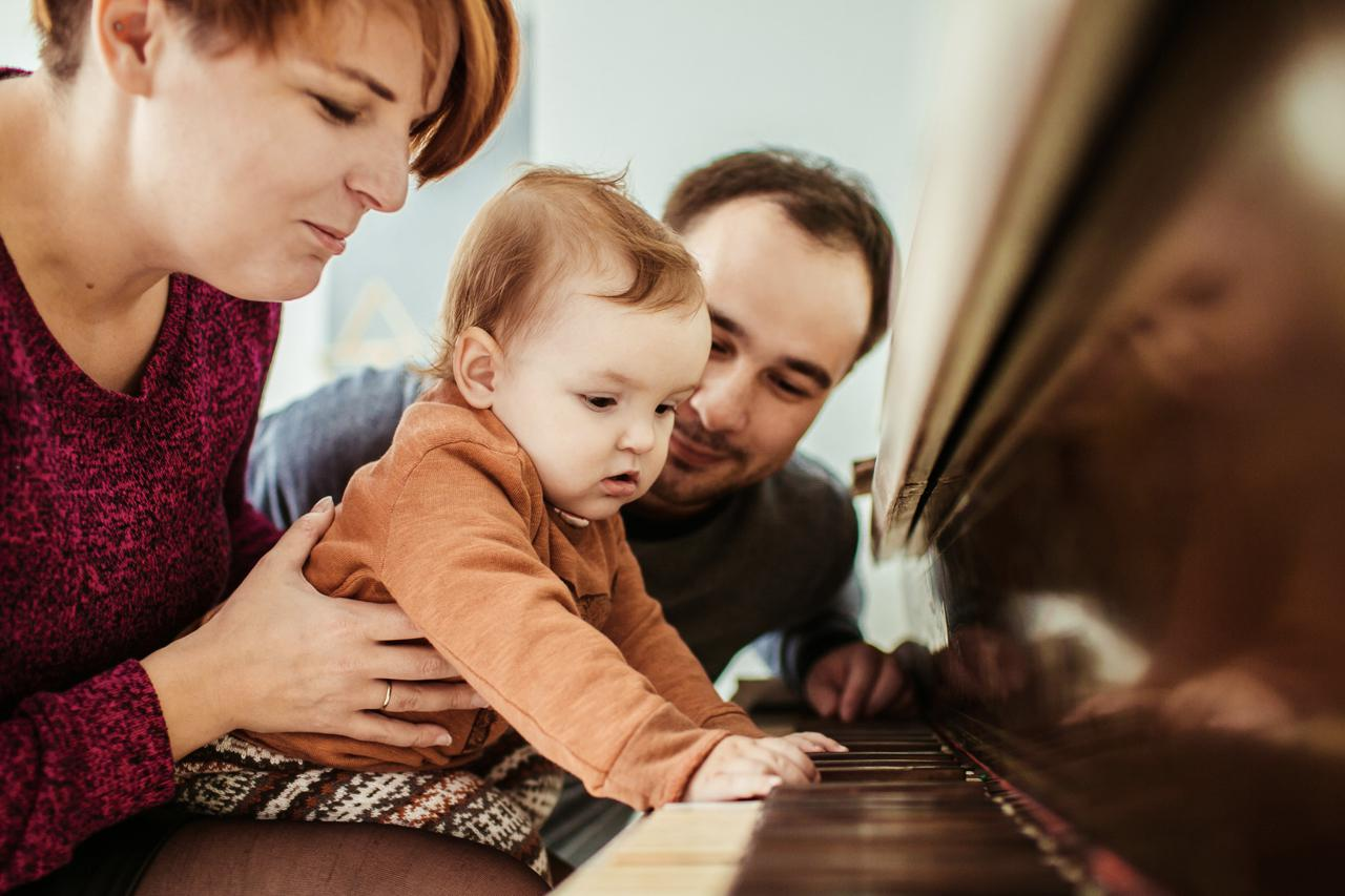 Eltern-Kind Musikkurs